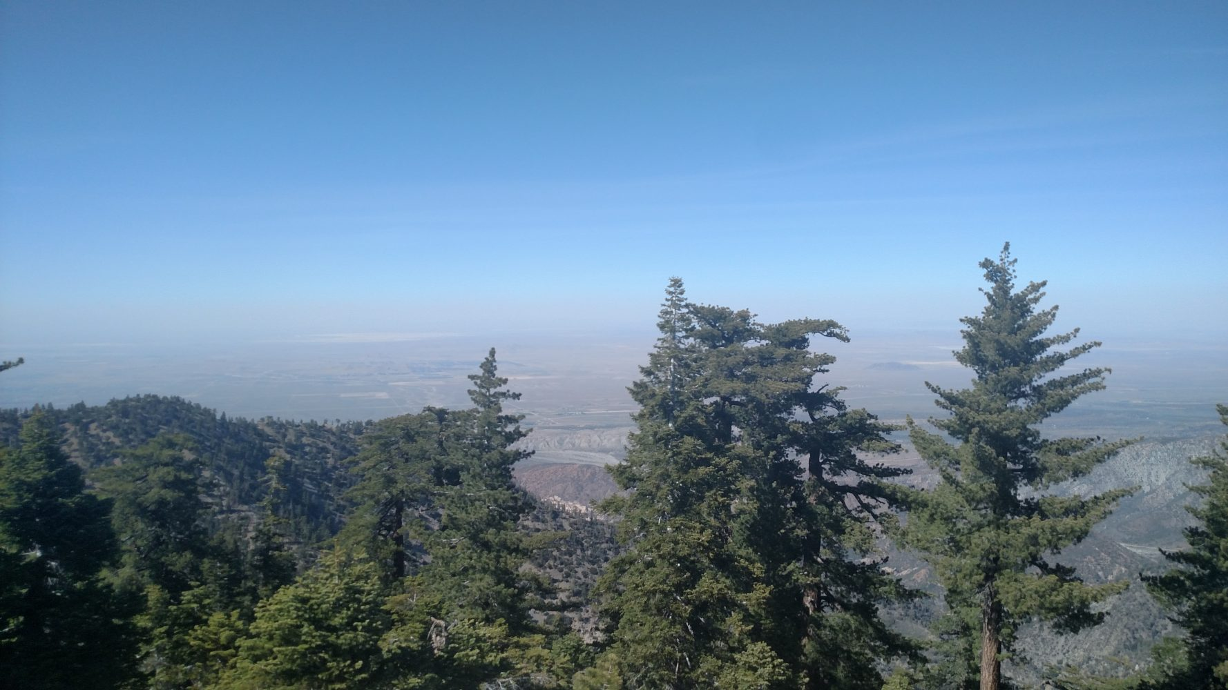 Mt. Williamson, Angeles National Forest