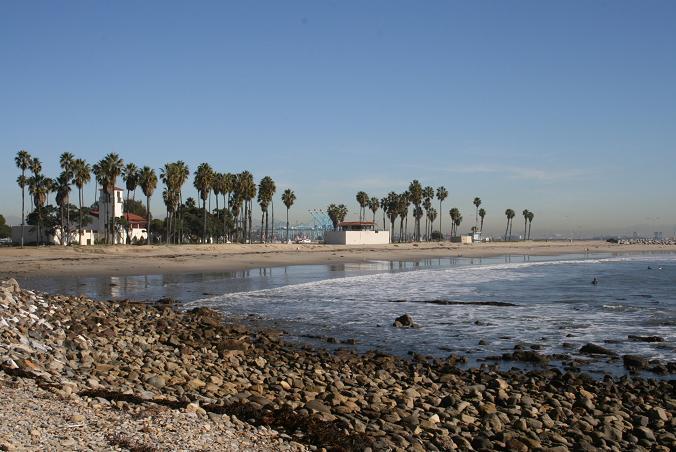 Cabrillo Beach Pier  Ca