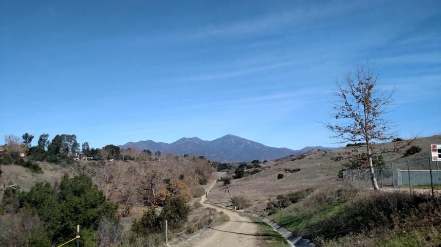 Tijeras Creek Trail, Orange County, CA