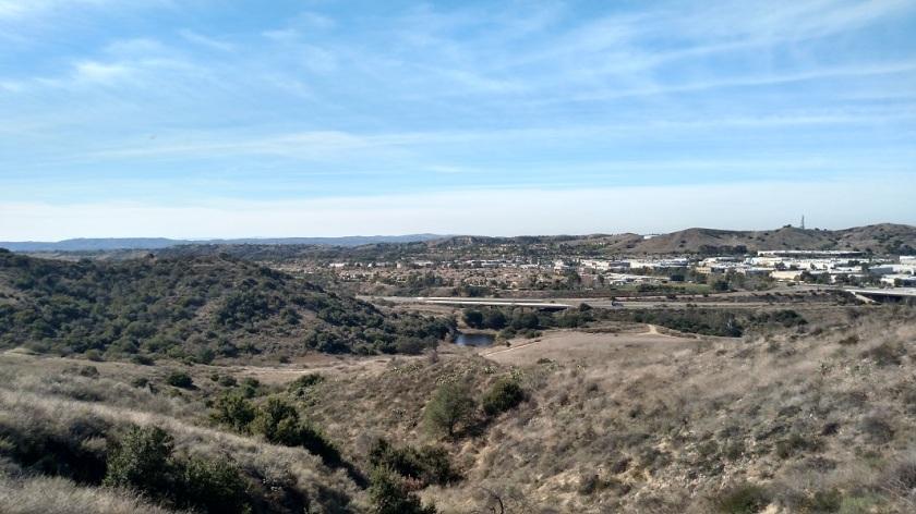 Chiquito Ridge Trail, Orange County, CA