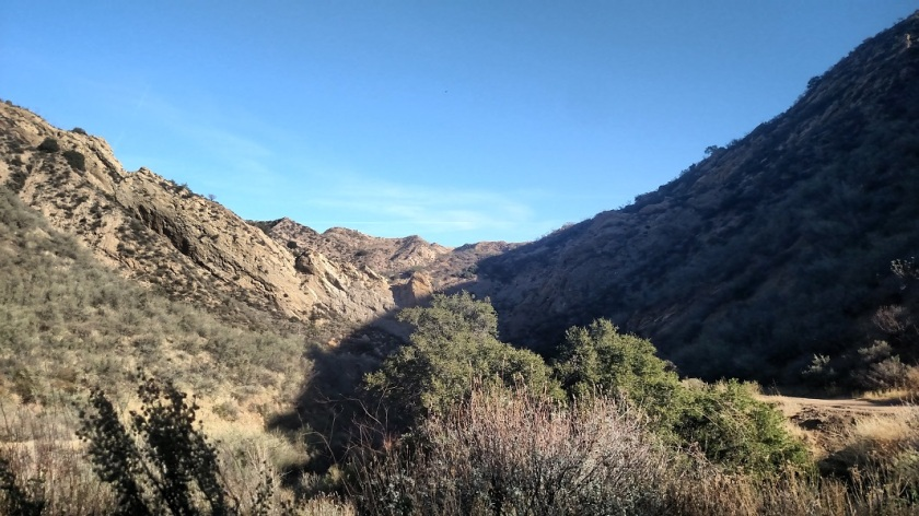 Narrows, Towsley Canyon, Santa Clarita, CA