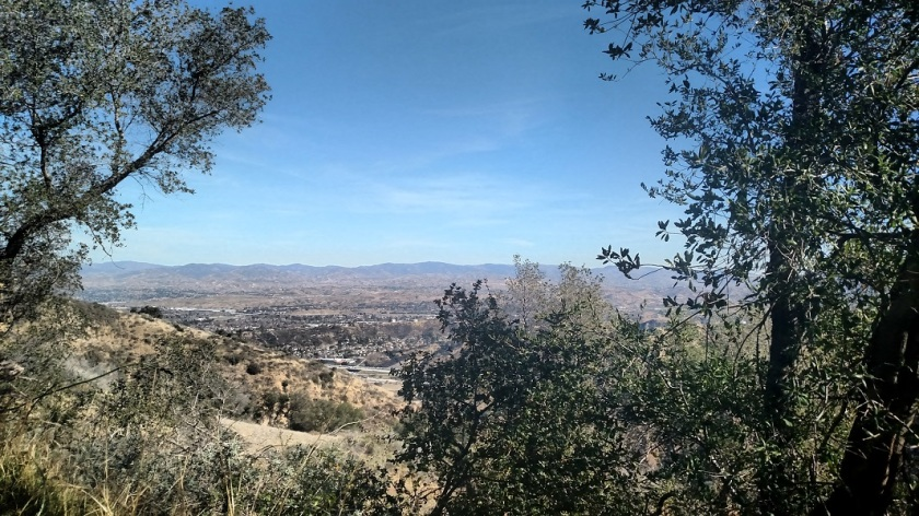 Towsley Canyon, Santa Clarita, CA