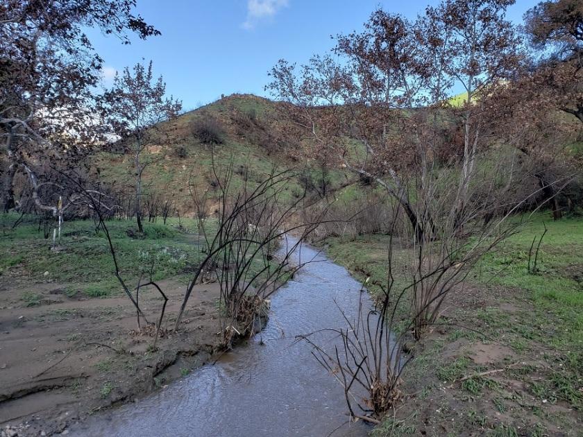 Upper Las Virgenes Canyon Open Space, Calabasas, CA