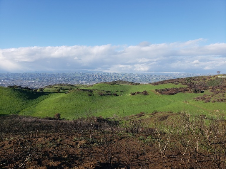 Bell Canyon Trail, Las Virgenes Open Space