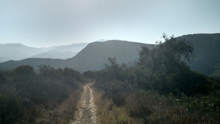 Dripping Springs Trail, Limestone Canyon Wilderness Park