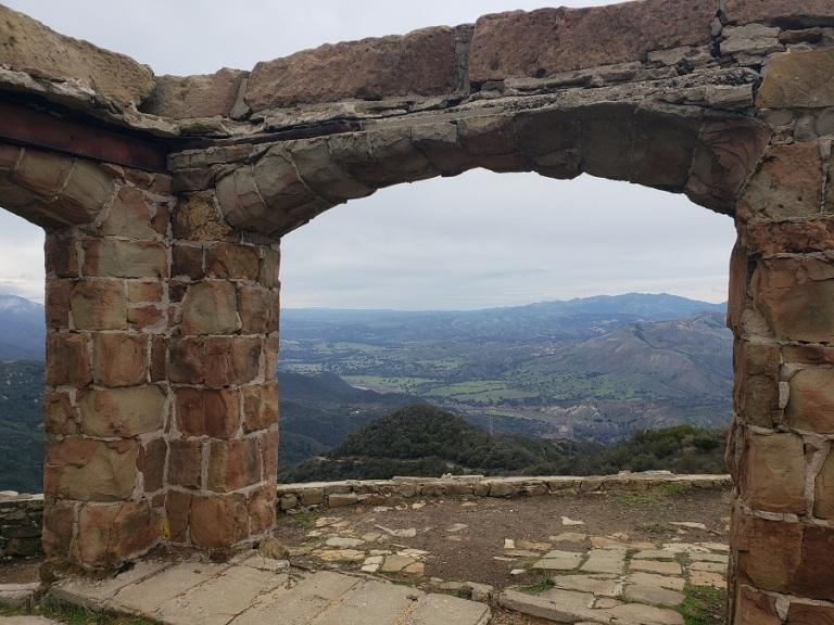 Knapp's Castle, Santa Barbara, CA