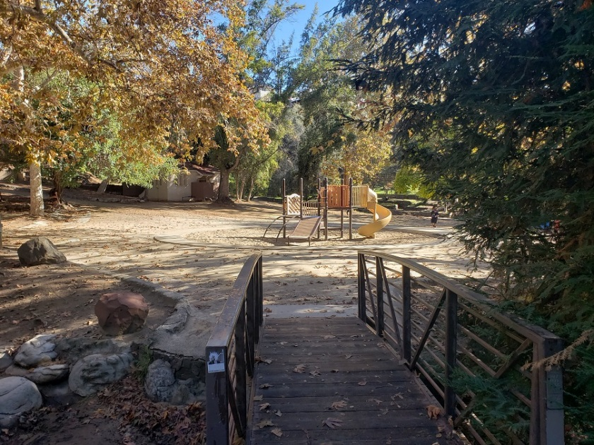 Ferndell Picnic Area, Griffith Park, Los Angeles