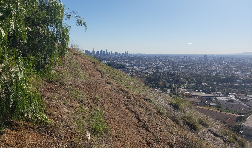 Firebreak Trail, Griffith Park