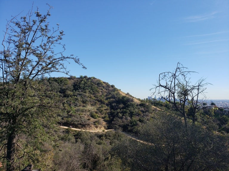 West Observatory Trail, Griffith Park, CA