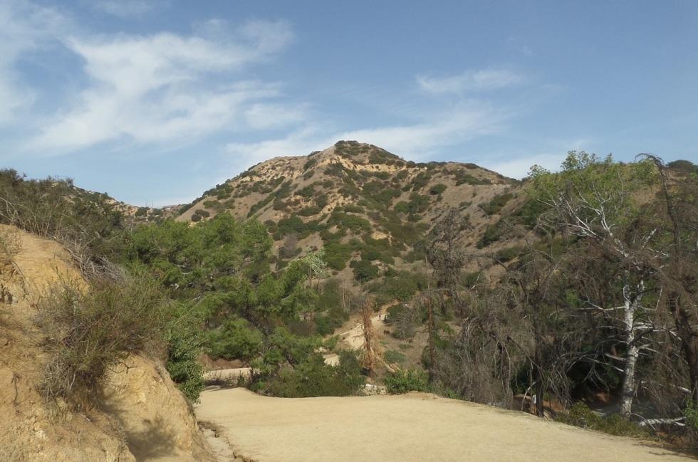 Glendale Peak, Griffith Park, CA