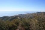 1:35 - View of Point Dume from Mesa Peak
