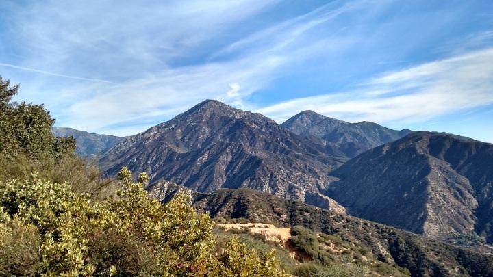 Potato Mountain, Claremont, CA