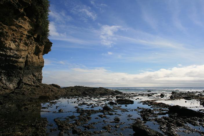 Tidepools, Crescent Bay, Laguna Beach