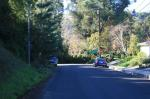 Beginning of the loop, Fryman Road (click thumbnails to see the full sized pictures)