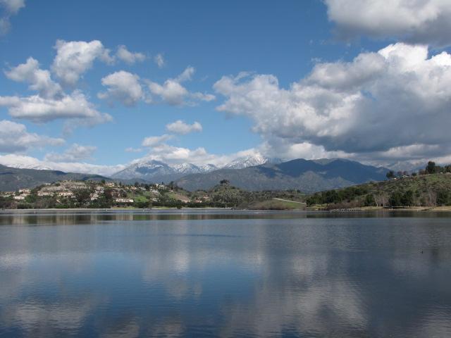Puddingstone Reservoir, Bonelli Regional Park