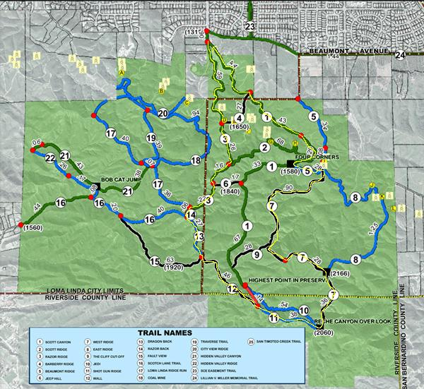 Hulda Crooks Trails