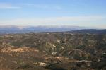 1:00 - Looking north from Calabasas Peak