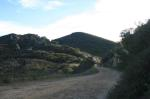 0:48 - Heading south on the Calabasas Peak Motorway