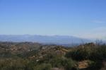 1:55 - View of the San Gabriels from Simi Peak