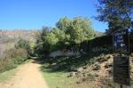 0:00 - Trail head on Lindero Canyon Road (click thumbnails to see the full sized version)