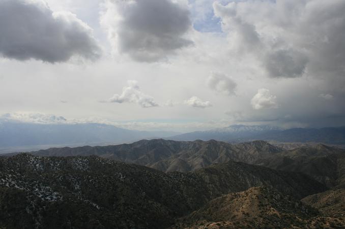 View from the Warren Peak