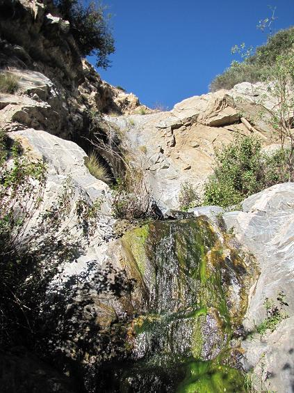 Rubio Canyon Falls