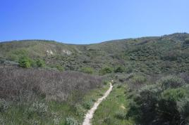 2:04 - Climbing the ridge