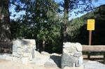 0:00 - Beginning of the hike, at Red Box Picnic Area (click thumbnails to see the full sized versions)