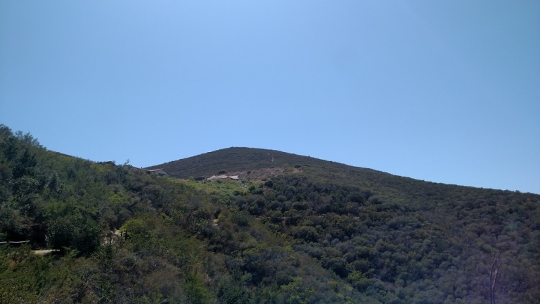 Double Peak, San Marcos, CA