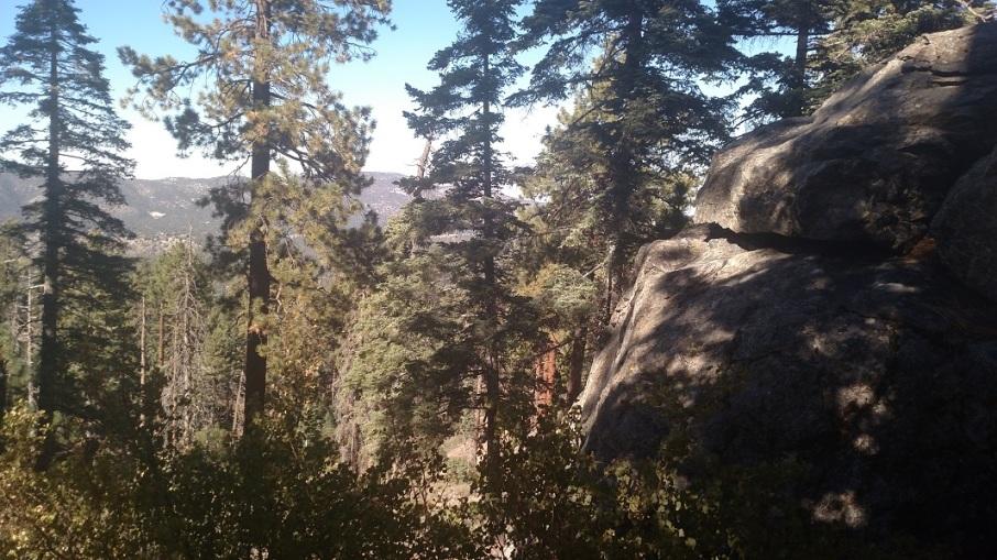 Fall Line Trail, Big Bear Lake, CA