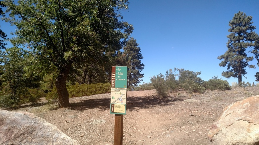 Fern Trail, Big Bear Lake, CA