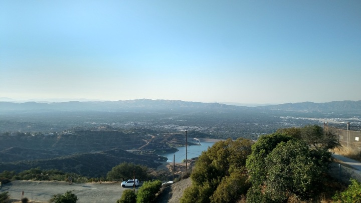 San Vicente Mountain, Los Angeles, CA