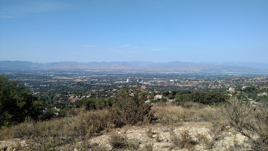 Upper Canyonback Trail, Los Angeles