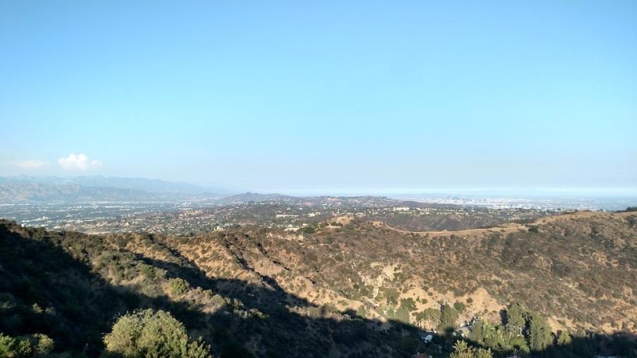 Mandeville Fire Road, Los Angeles