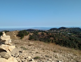 Canyonback Trail, Los Angeles