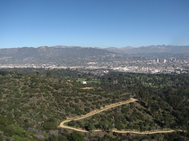 View from the top of Bee Rock