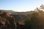 0:40 - Looking down from just below Lizard Rock