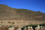 0:00 - Trail head, Hill Canyon Road (click thumbnails to see the full sized versions)