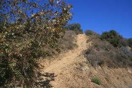 0:00 = Beginning of the hike on Glendora Mountain Road