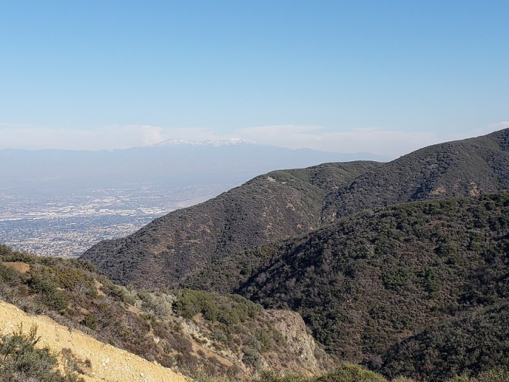 Main Divide, Santa Ana Mountains, CA