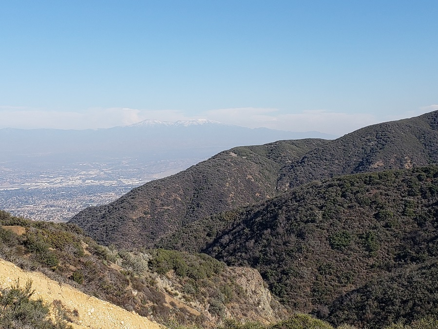 Main Divide, Santa Ana Mountains, CA