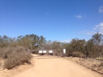 1:45 - Hogsback Gate,re-entrance to private land