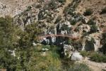 1:45 - The footbridge crossing Deep Creek