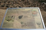 0:25 - Interpretive plaques on the Pacific Crest Trail (times are approximate)