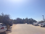 0:00 - Parking lot at the Audubon Center (click thumbnails to see the full sized versions)