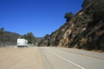 0:00 - Start of the hike, Glendora Mountain Road (click thumbnails to see the full sized versions)
