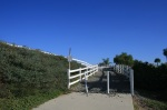 0:00 - Trailhead on Single Oak Way (click thumbnails to see the full sized versions)