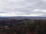 1:00 - Looking north from Calabasas Peak