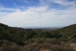2:30 - View of Catalina Island and Orange County from Main Divide