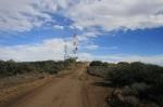 4:00 - Antennas near the top of Sierra Pelona